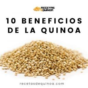 10 beneficios de la quinoa