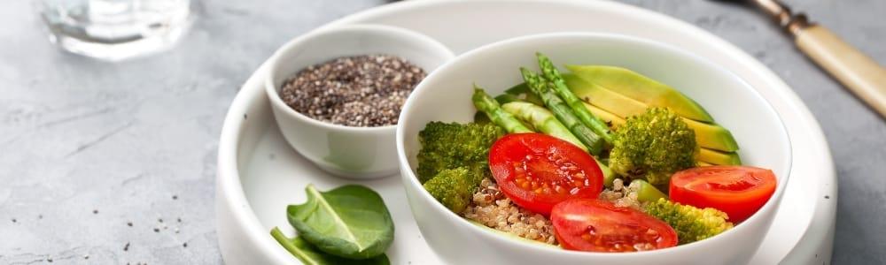Recetas de Quinoa con Verduras