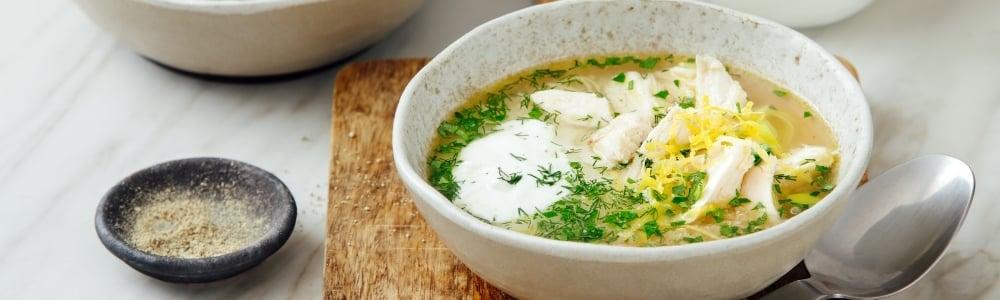 Recetas de sopa con quinoa