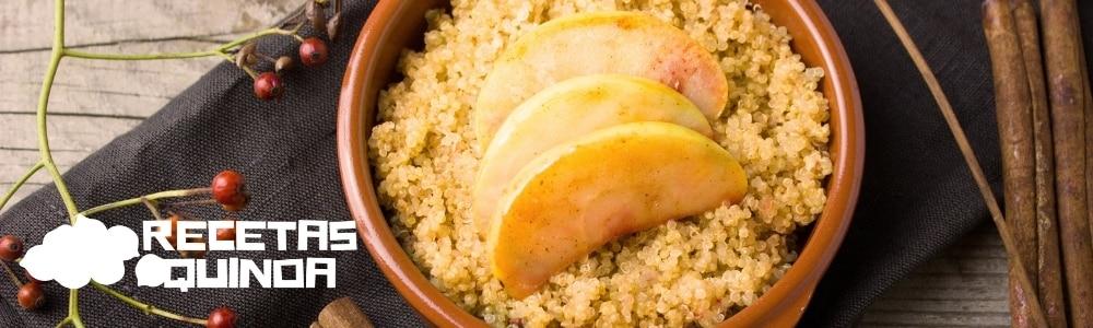 Guarnición con Quinoa   Recetas de quinoa