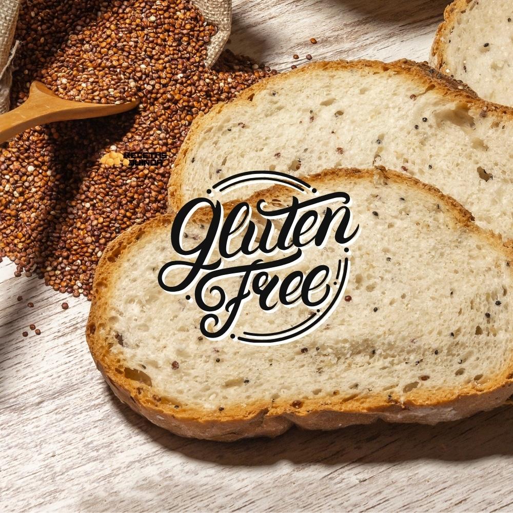Pan de quinoa gluten free